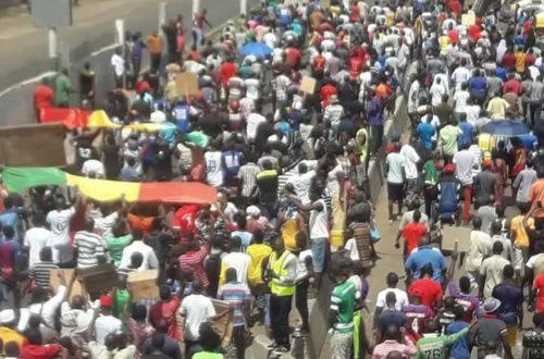 Article : Forces Sociales de Guinée : autopsie d'une lutte sociale pleine de rebondissements