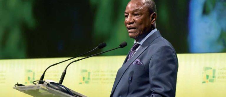 Article : Dérive dictatoriale en Guinée : Alpha Condé est aidé par l'hypocrisie de l'élite dite intellectuelle