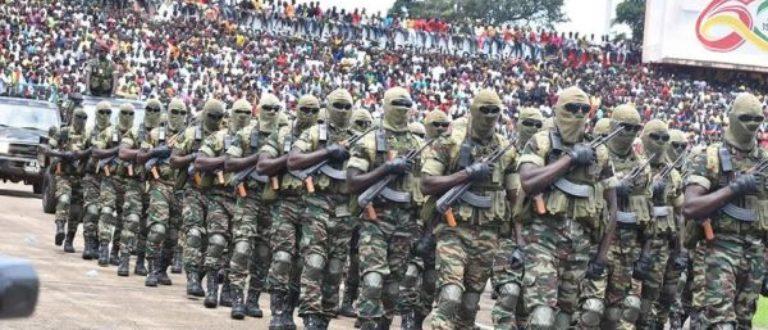 Article : Barème de solde militaire: Des sacs de riz et des millions pour réprimer les citoyens et protéger un ''dictateur''? (enquêtes)
