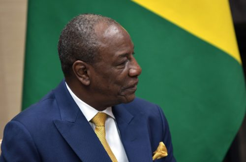Article : Guinée : Comme dans un jeu de puzzle, Alpha Condé tente de normaliser sa dictature